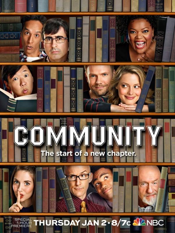 Community: Il poster della stagione 5