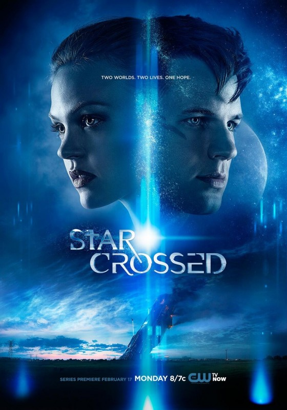 La locandina di Star-Crossed