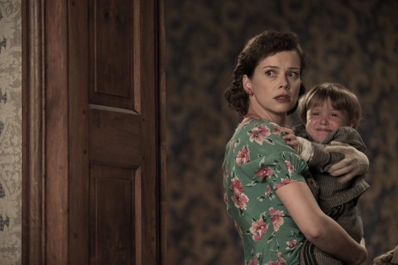 Anita B.: Andrea Osvart in una scena del film