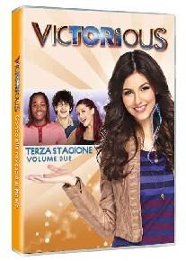 La copertina di Victorious - Stagione 3 Volume 2 (dvd)