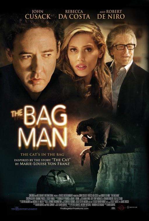 The Bag Man: la locandina del film