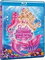La copertina di Barbie - La principessa delle perle (blu-ray)