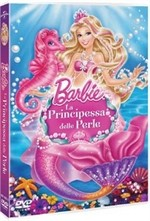 La Copertina Di Barbie La Principessa Delle Perle Dvd 296470