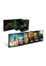 La copertina di Breaking Bad - La serie completa (dvd)