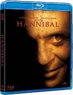 La copertina di Hannibal (blu-ray)