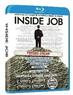 La copertina di Inside Job (blu-ray)