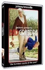 La copertina di Jackass Presents: Bad Grandpa (dvd)