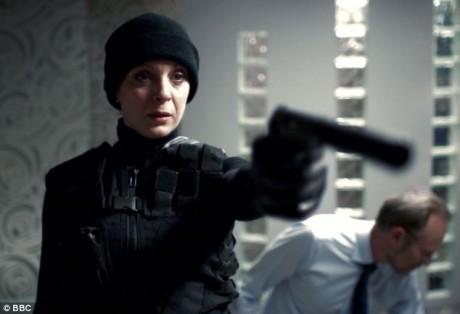 Sherlock: Amanda Abbington in un momento dell'episodio His Last Vow della terza stagione
