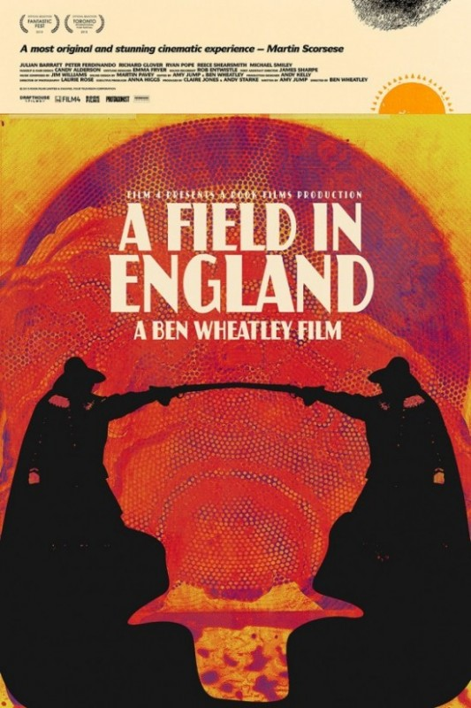 A Field in England: la nuova locandina del film