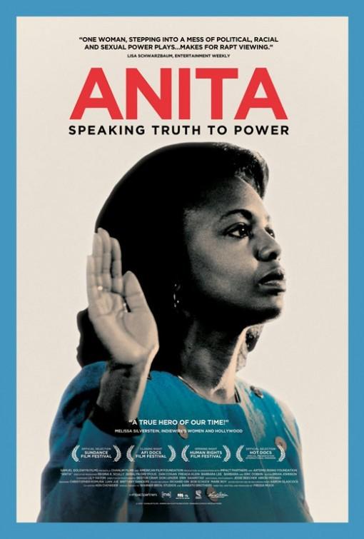 Anita: la locandina del film