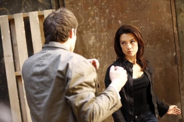 Agents of S.H.I.E.L.D.: Ming-Na Wen e Boyd Kestner nell'episodio Seeds