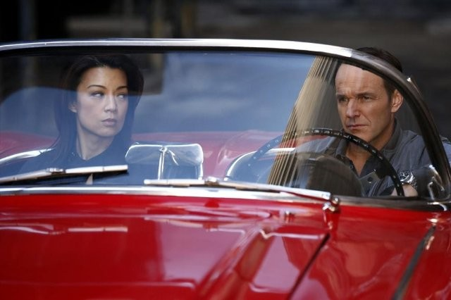 Agents of S.H.I.E.L.D.: Ming-Na Wen e Clark Gregg nell'episodio Seeds