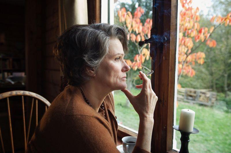 Barbara Sukowa nei panni di Hannah Arendt nel film di Margarethe von Trotta