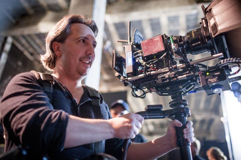 I, Frankenstein: il regista Stuart Beattie sul set del film