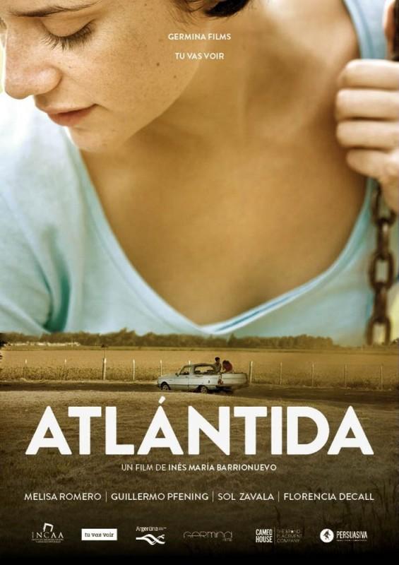 Atlántida: la locandina del film