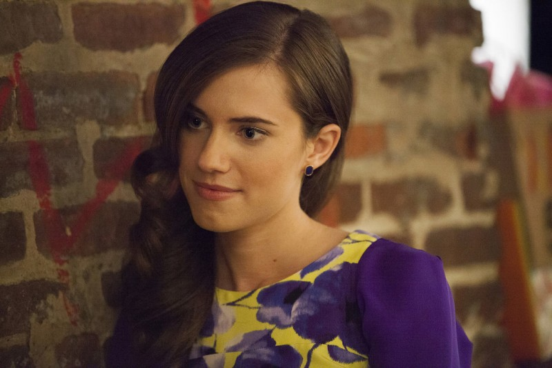 Girls: Allison Williams nell'episodio Females Only
