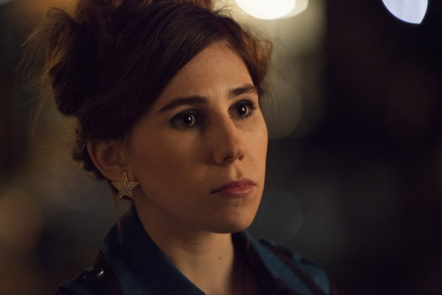 Girls: Zosia Mamet nell'episodio Females Only