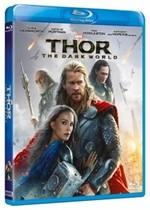 La copertina di Thor: The Dark World (blu-ray)