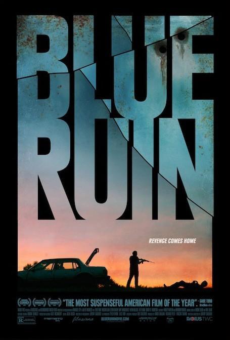 Blue Ruin: nuovo poster del film