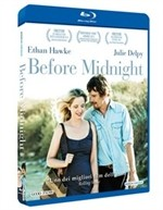 La copertina di Before Midnight (blu-ray)