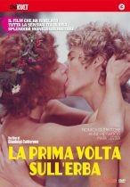 La copertina di La prima volta sull\'erba (dvd)