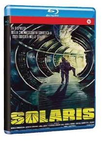 La copertina di Solaris (1972) (blu-ray)