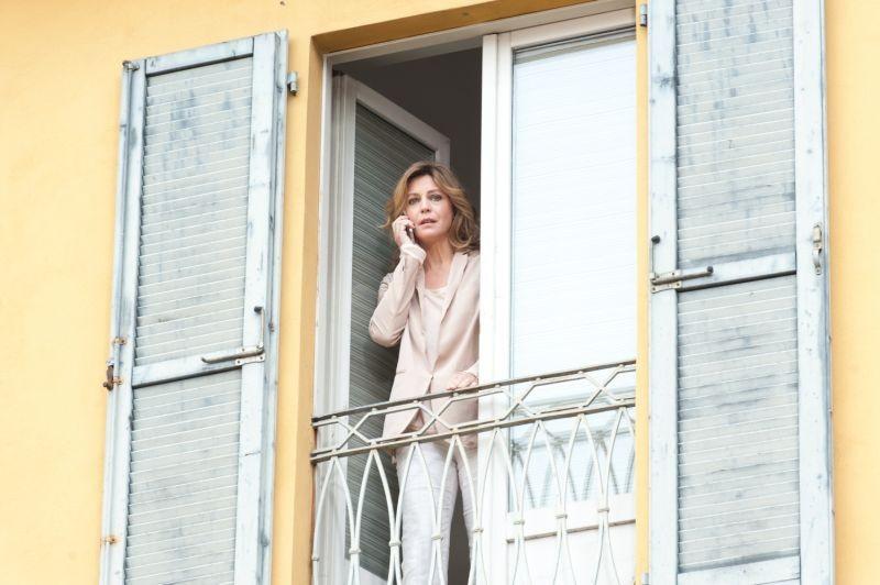 La gente che sta bene: Margherita Buy in una scena tratta dal film