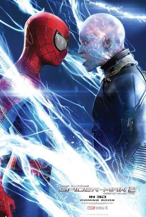 The Amazing Spider-Man 2: Spider-Man contro Electro