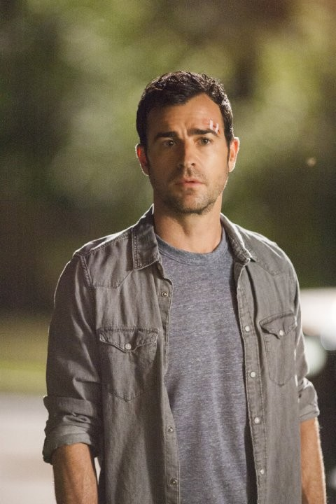 The Leftovers: Justin Theroux in una scena della serie HBO
