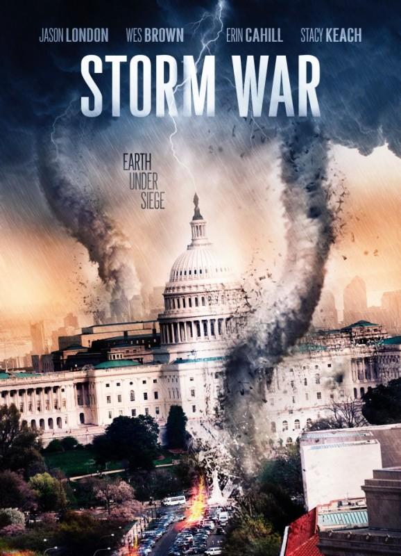 Weather Wars: la locandina del film