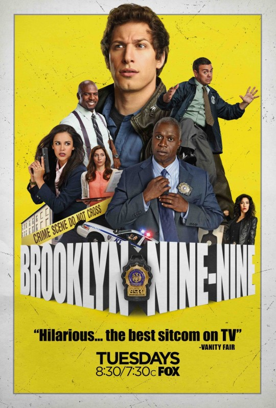 Brooklyn Nine-Nine: un nuovo poster per la serie