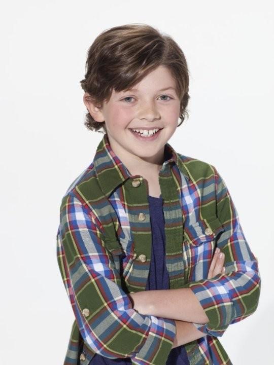 Growing Up Fisher: Eli Baker in una foto promozionale della serie