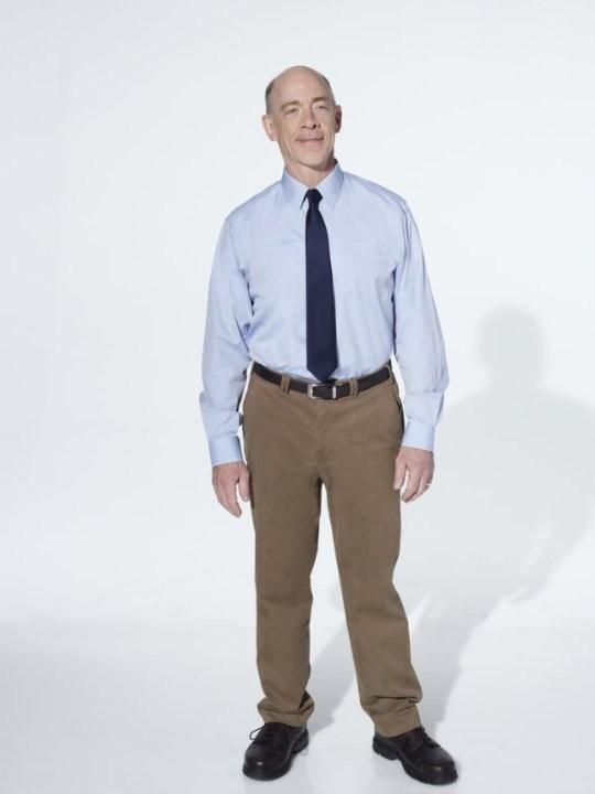 Growing Up Fisher: J.K. Simmons in una immagine promozionale della serie