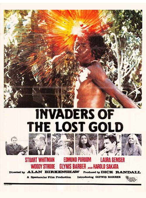 Horror Safari: la locandina del film