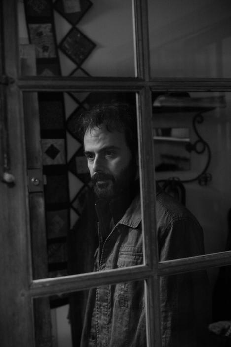 Il passato: Ali Mosaffa sul set del film di Asghar FARHADI