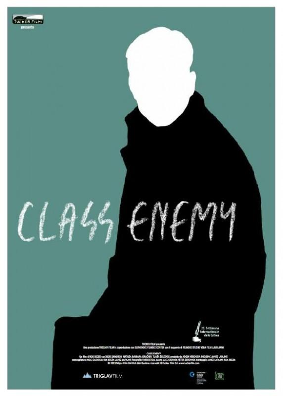 Class Enemy: la locandina italiana
