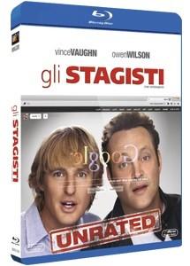 La copertina di Gli stagisti (dvd)
