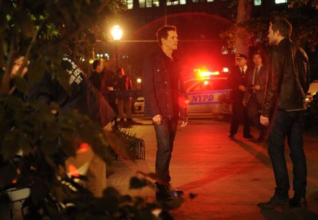 The Following: Kevin Bacon, Shawn Ashmore nell'episodio Resurrection
