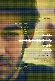 The Internet's Own Boy: The Story of Aaron Swartz: la locandina del film