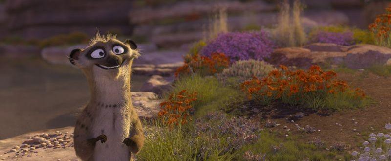 Khumba: una scena del film d'animazione diretto da Anthony Silverston