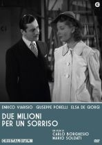 La copertina di Due milioni per un sorriso (dvd)
