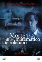 La copertina di Morte di un matematico napoletano (dvd)