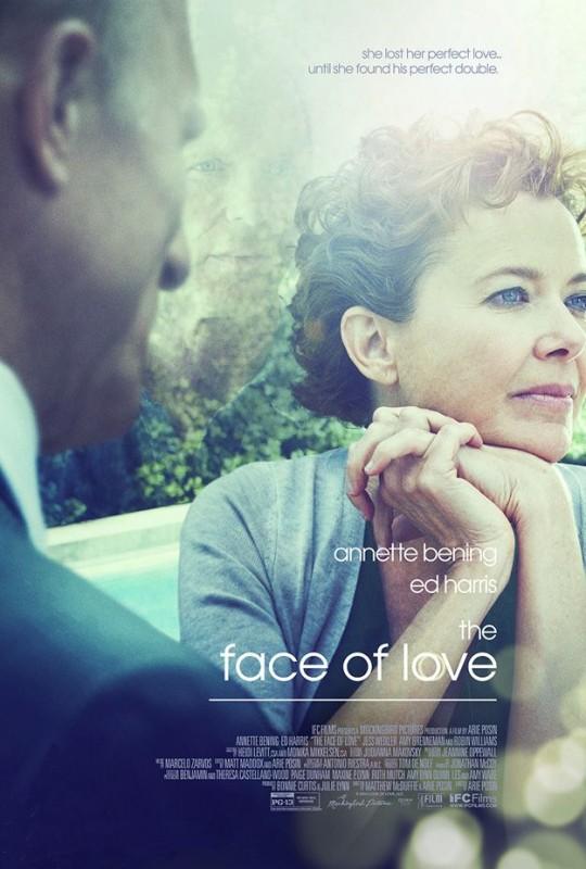 The Face of Love: la locandina del film