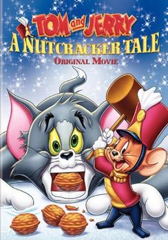 Tom & Jerry e la favola dello schiaccianoci: la locandina del film