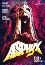 La copertina di Asphyx (dvd)