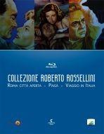 La copertina di Collezione Roberto Rossellini (blu-ray)
