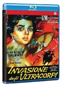 La copertina di L'invasione degli ultracorpi (blu-ray)