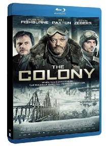 La copertina di The Colony (blu-ray)