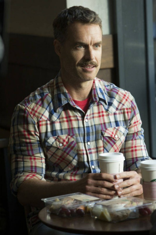 Looking: Murray Bartlett in una scena della prima stagione.