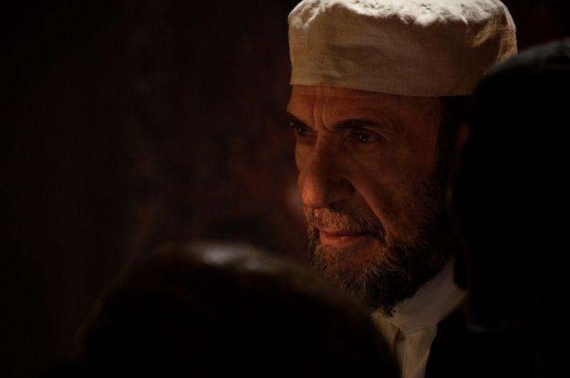 Il mistero di Dante: F. Murray Abraham sul set